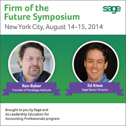 Firm of the Future Symposium, NYC